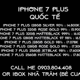 Ip mới rẻ quẹo lựa của nhatrammeomeo tại Hồ Chí Minh - 3195170