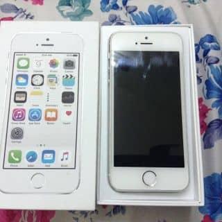 Iphone 5s 16gb phiên bản quốc tế của txc tại 345 Âu Cơ, Phú Trung, Huyện Tân Phú, Hồ Chí Minh - 1471289