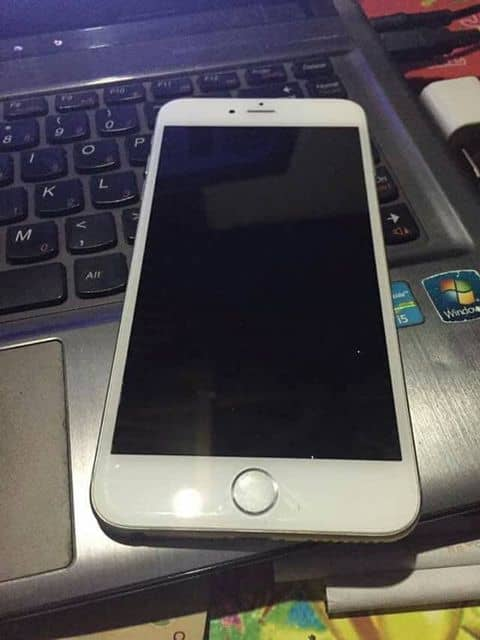 Iphone 6 lock nhật