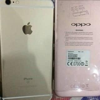 Iphone6s  vs oppo f1s của duongsinger tại Thị trấn Dương Đông, Huyện Phú Quốc, Kiên Giang - 784431