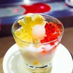 Jelly crushed ice của Quang Trần tại Lẩu Băng Chuyền Kichi Kichi - Calmette - 13257