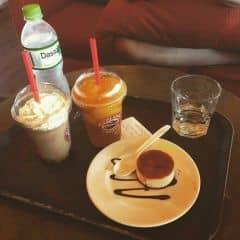 jelly+ trà đào+tira của Hiếu Phạm tại Highlands Coffee Du Thuyền - Thanh Niên - 993013