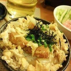 Katsudon sushi salat vs 1 nồi lẩu nhỏ :* 599k cho 4ng ăn max ngon vs rẻ của Dư Châu tại Tokyo Deli - Hoàng Đạo Thúy - 221720