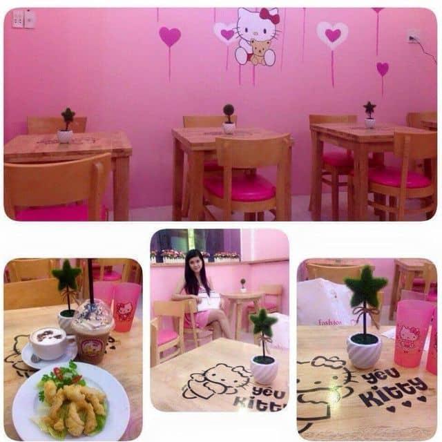Kem của TrangĐài Lê tại Hello Kitty Cafe - Sư Vạn Hạnh - 64033