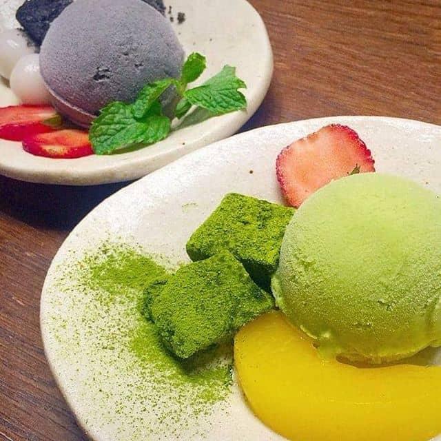 Kem của Trần Thu Thảo tại The Dots - Tea Coffee Desserts Kumho - 77384