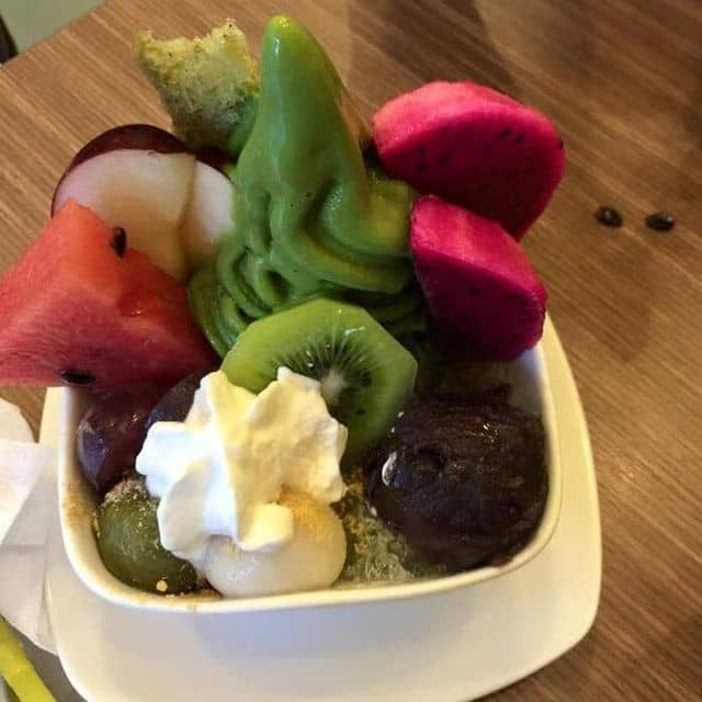 Kem của Tu Kj tại Yamamoto Mattcha Cafe - Trần Hưng Đạo - 78722