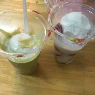 Kem bơ sầu riêng - kem dâu tây của lov3.me0u tại 74C Nguyễn Văn Trỗi,  Đà Lạt, Thành Phố Đà Lạt, Lâm Đồng - 505290