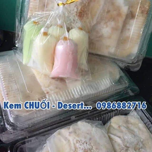 Kem CHUỐI - Dessert - 0986882716, Quận 1, Hồ Chí Minh