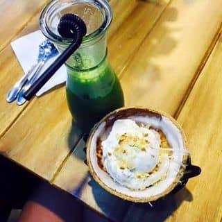 🍦🍨Kem dừa+ Trà thái🍸🍵 của quynhanhhihi1 tại Bãi Sậy, Thành Phố Hưng Yên, Hưng Yên - 1650603