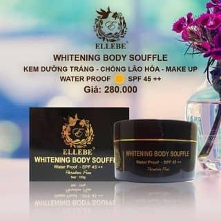 Kem dưỡng trắng da toàn thân từ thiên nhiên - Whitening Body Souffle của sherry.nganha91 tại 96 Hàm Nghi, Bến Nghé, Quận 1, Hồ Chí Minh - 1518898