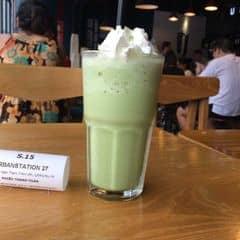 Kem matcha trà xanb của cai999 tại Urban Station Coffee Takeaway - Phạm Ngọc Thạch - 355755