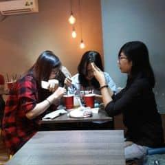 Kem trà xanh của Anh Thi Nguyen tại The Sushi Bar - Zen Plaza - 80438