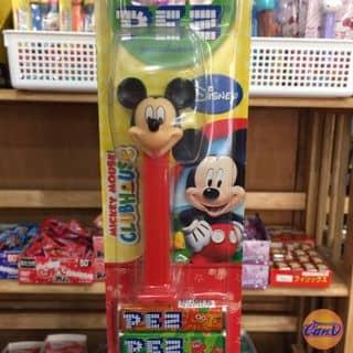 Kẹo đồ chơi Pez Mickey của minhdung1009 tại 193 Nguyễn Thị Nhỏ, phường 9, quận Tân Bình, TPHCM, Việt Nam, Quận Tân Bình, Hồ Chí Minh - 4159990