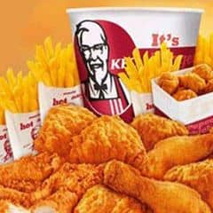 KFC  Mê Linh Hà Đông - Quận Hà Đông - Thức ăn nhanh - lozi.vn