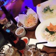 Khoai tây & salad & phô mai xông khói  của Ánh Linh tại Kingdom Beer Club - 231284