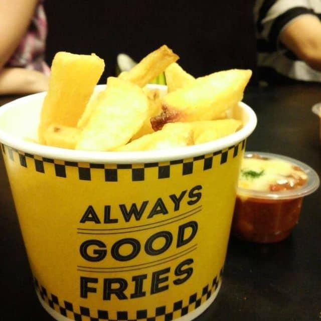 Khoai tây chiên cari của Keke Tân tại Mr. Potato - Sư Vạn Hạnh - 82845