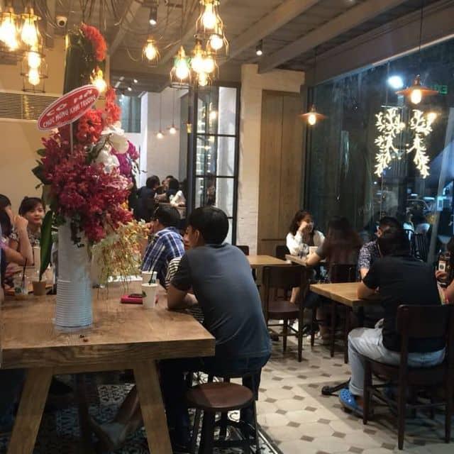 Phúc Long Coffee & Tea Express - NowZone - 235 Nguyễn Văn Cừ, Nguyễn Cư Trinh, Quận 1, Hồ Chí Minh