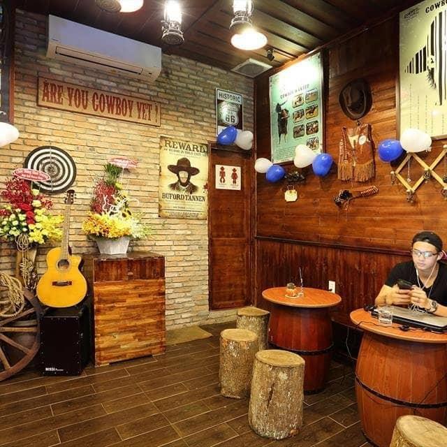 Cowboy's Place - 1A Tôn Đức Thắng, Bến Nghé, Quận 1, Hồ Chí Minh