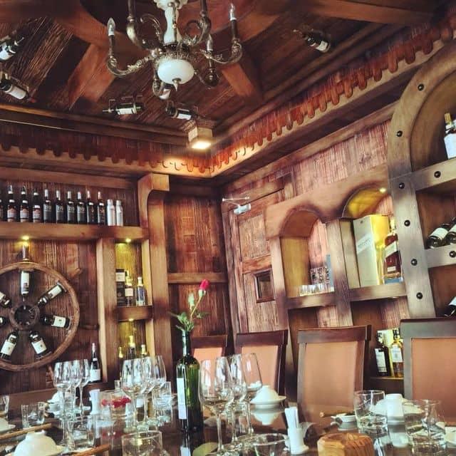 Nhà hàng-Hầm rượu vang Hàng Dương Quán - 32 Ngô Đức Kế, Bến Nghé, Quận 1, Hồ Chí Minh