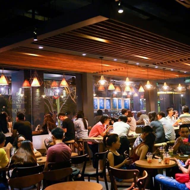 Saigon Café - Số 2 Đồng Khởi , Quận 1, Hồ Chí Minh