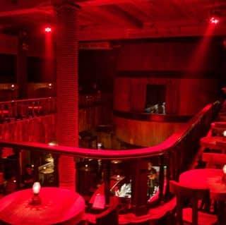Cinderella Bar - Thái Văn Lung