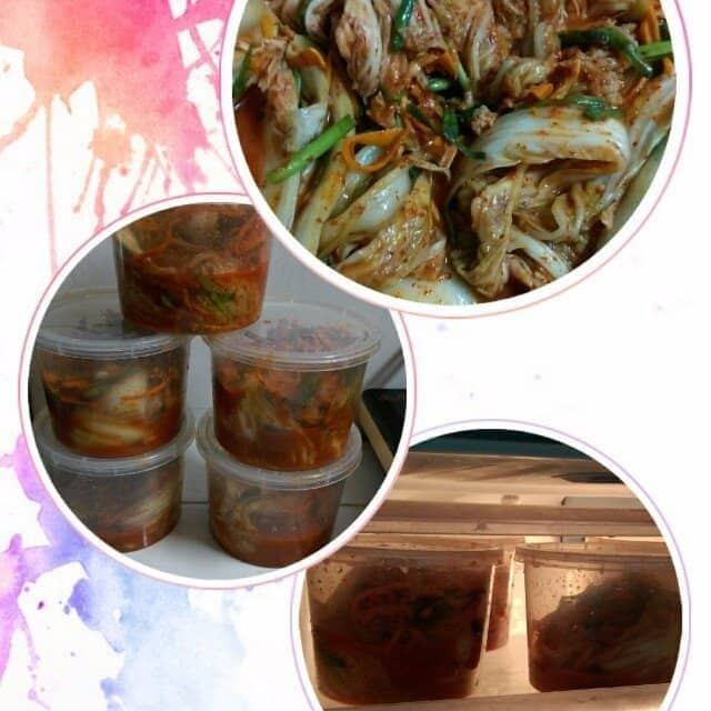 kim chi  của Lê Thị Trà Giang tại Moonie Store - 310054