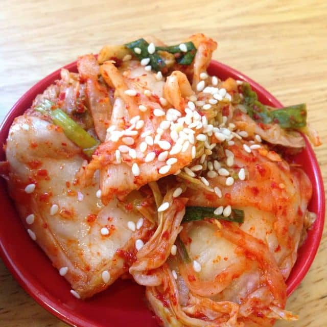 Kim chi của Quỳnh Quỳnh tại Moon Fast Food - 212114