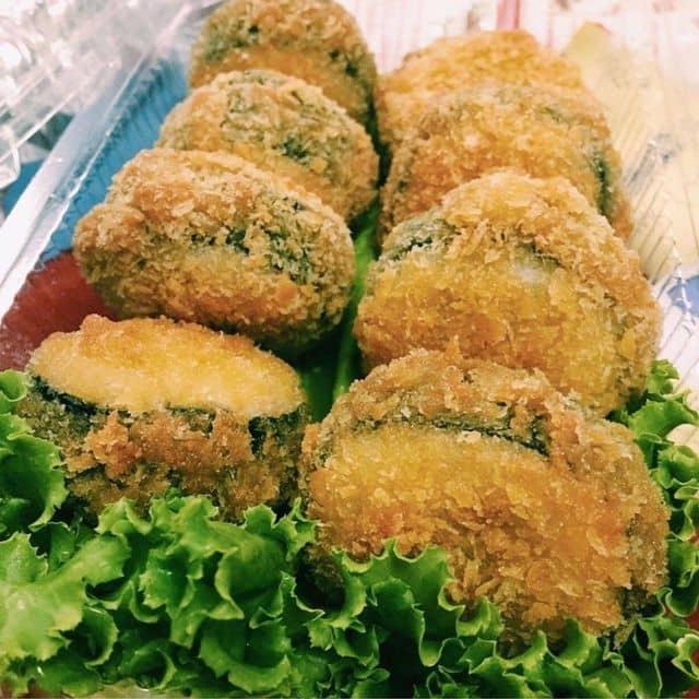 Kimbap chiên khoanh  của Tuyết Linh tại Đồ ăn Online - Lý Thường Kiệt - 72557