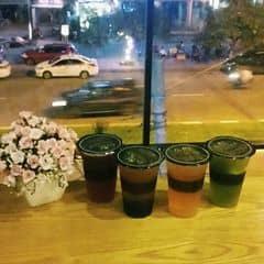 Kiwi & black peach của Dracassy Phạm tại Ding Tea - Đào Tấn - 235032