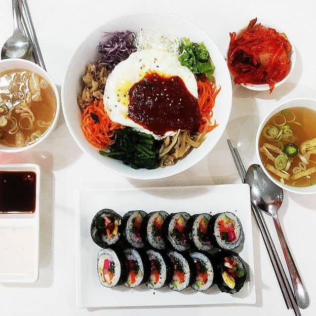 Korean cuisine của Hà Yumi tại Hanuri Korean Fast Food - Nguyễn Đình Chiểu - 52041