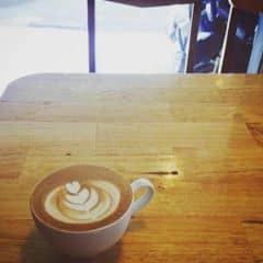 Latte của Lê Hồ tại Urban Station Coffee Takeaway - Tô Hiến Thành - 111924