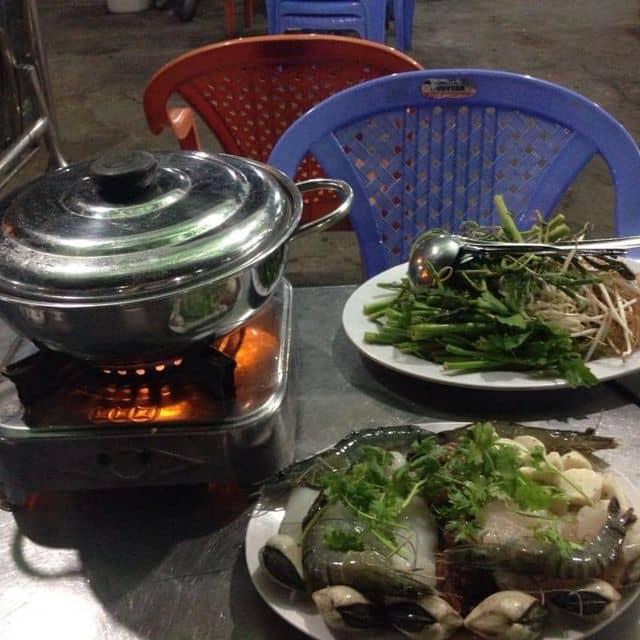 Lẩu của Nguyễn Thị Thùy Trang tại Dũng Năm Căn 3 - Bình Quới - 55157