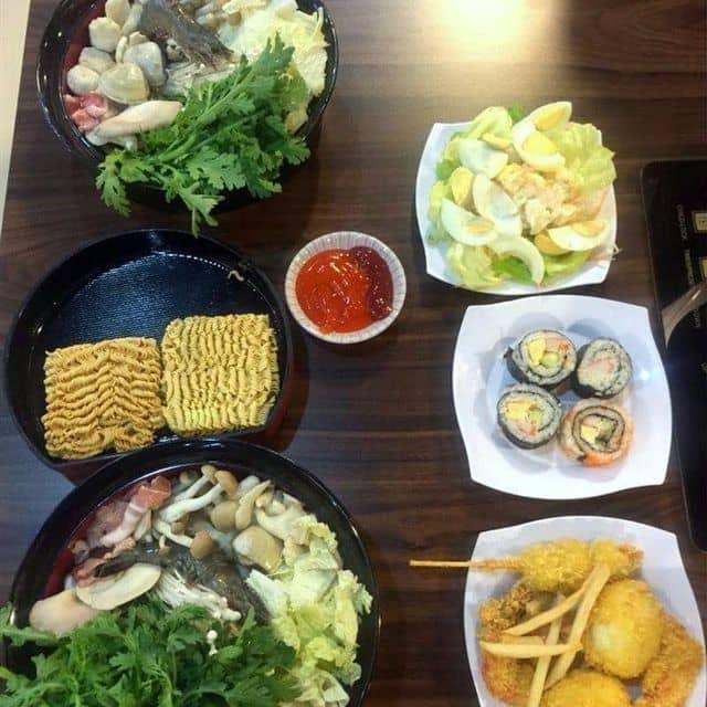 Lẩu của Xuân Anh Nguyễn tại Choice Hotpot - Buffet Lẩu Nhật - 77396