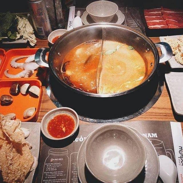 Lẩu của Pòn tại Hotpot Story - Aeon Mall - 80269