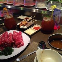 Lẩu Băng Chuyền Kichi Kichi  SC Vivo City - Nhà hàng & Lẩu  & Nhật Bản - lozi.vn