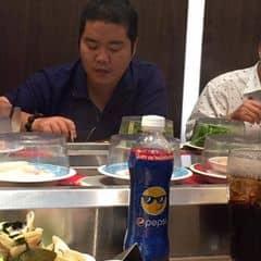 Lẩu băng chuyền kichi của Hoang Thu tại Lẩu Băng Chuyền Kichi Kichi - Nguyễn Trãi - 71868