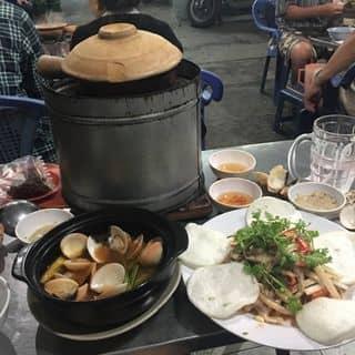 Lẩu bò, nghêu hấp thái, gỏi tai heo :* của kennybear95 tại 162/3 Hồ Bá Kiện, Phường 15, Quận 10, Hồ Chí Minh - 1408801