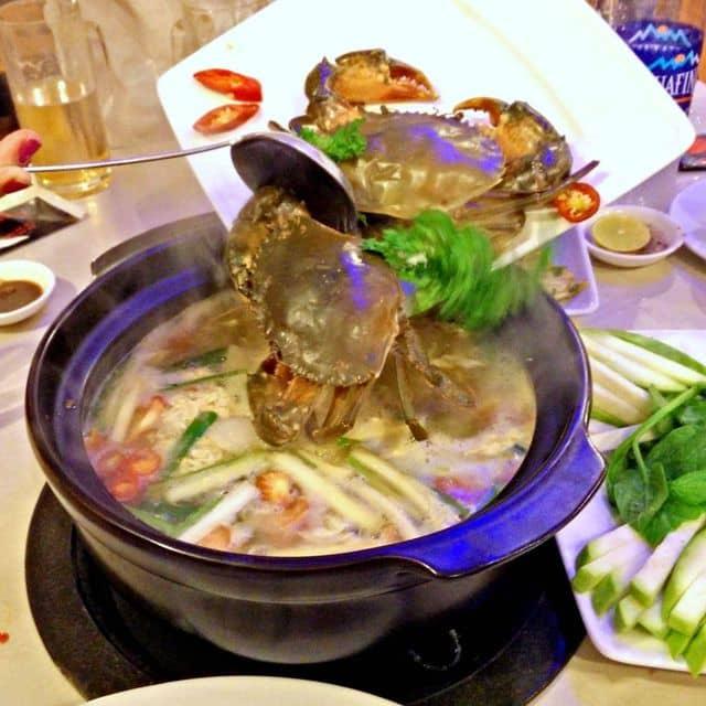 Lẩu cua của Danh Nguyen tại Sky Garden BBQ - 59786