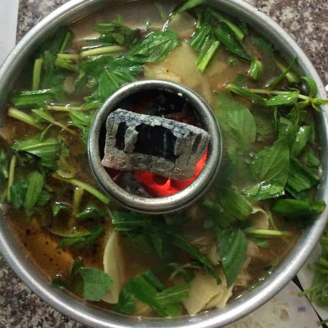 Lẩu ếch 70k của Phuong Kim tại Lẩu & Nướng Ngói 38 - 133360