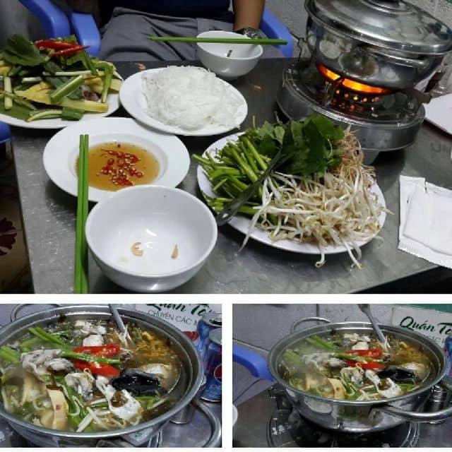 Lẩu ếch măng cay của Thảo Nguyễn tại Tôm Tép Quán - Nguyễn Cư Trinh - 40340