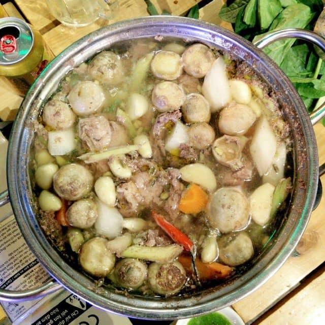 Lẩu gà hầm sả của Huyền Phan tại Home BBQ - Nướng tại nhà - 58597