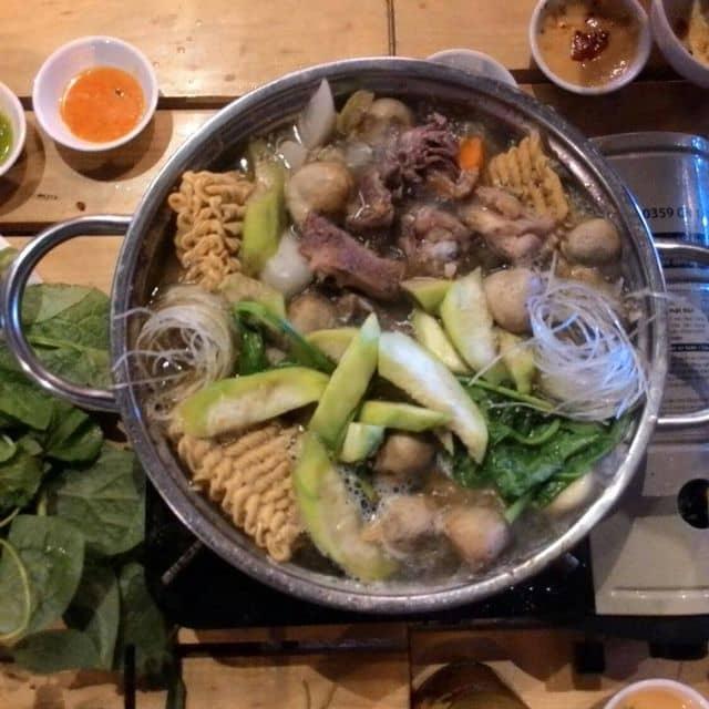 Lẩu gà hầm xả của Lê Trọng Nghĩa Trần tại Home BBQ - Nướng tại nhà - 58519