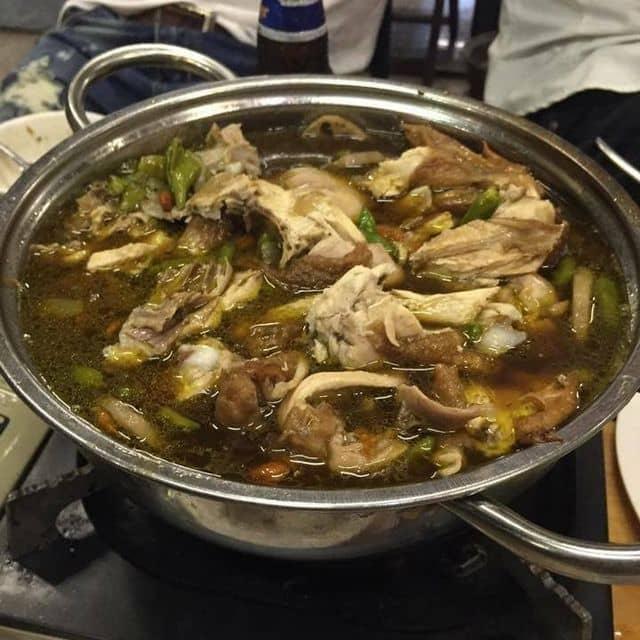 Lẩu gà tiềm ớt hiểm của Ánh tại Home BBQ - Nướng tại nhà - 106425