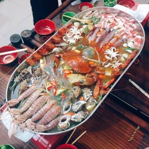 """Hướng dẫn làm món lẩu hải sản tại nhà """"ngon như nhà hàng"""" 1"""