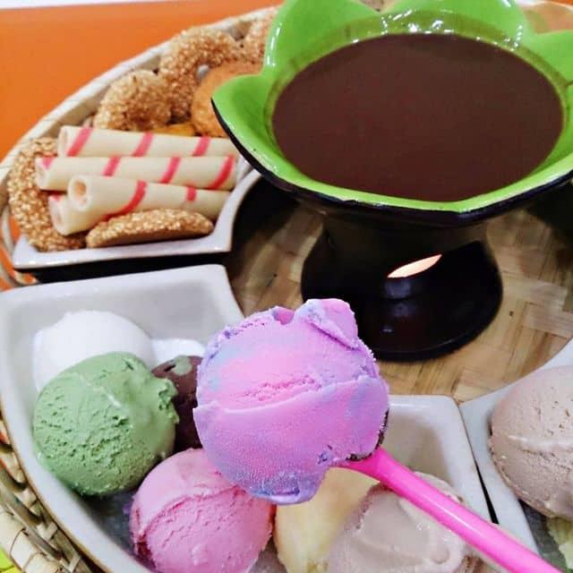 Lẩu kem của Thảo Huynh Tô tại  Trà sữa Xí Ngầu - 119399
