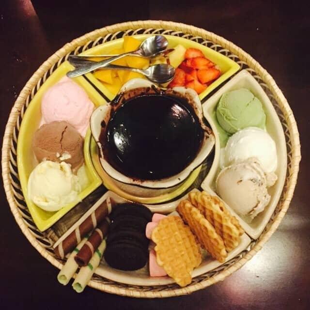 Lẩu kem  của Linh Nguyễn Thị Tài tại Fly idea Cafe & Studio - 142744