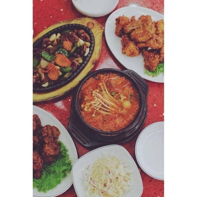 Lẩu kim chi của Hana Chan tại Papa's Chicken - Phú Mỹ Hưng - 34789