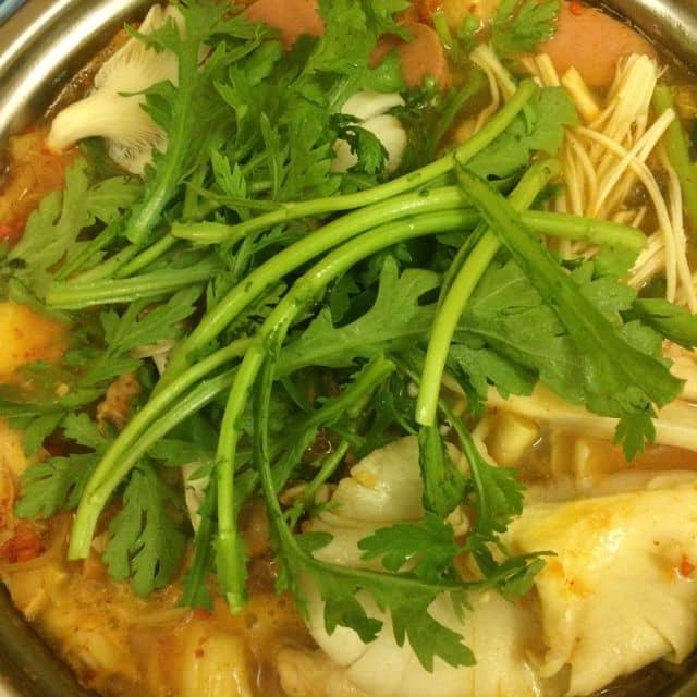 Lẩu kim chi của Cherlynn Cherlynn tại Hancook Korean Fast Food - 43817