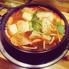 Lẩu kimchi sườn của Manh Manh tại Gogi House - The Yard - 359736