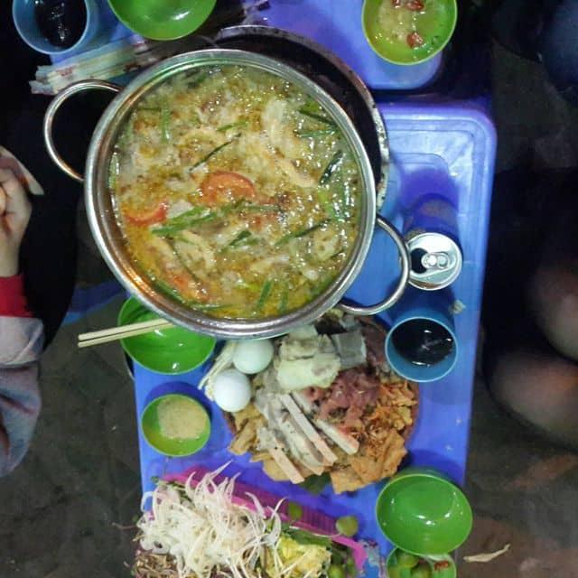 Lẩu mẹt cua đồng của Xu Xuu tại Lẩu Mẹt Cua Đồng - Phan Bội Châu - 9270
